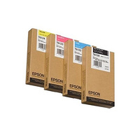 Epson 7400, 7450, 9400 & 9450 Yellow 220ml T6124