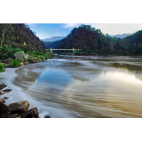 First Basin, Cataract Gorge Reserve, Launceston, TAS - A1
