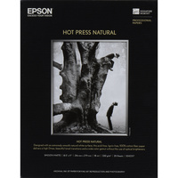 Epson Hot Press Paper Natural