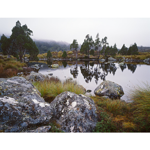 Juliette Tarn, Cradle Valley, Tasmania